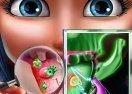Ladybug Tongue Doctor