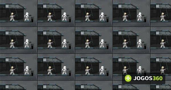 Jogo Lego Star Wars Adventure no Jogos 360