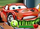 LIghtning Mcqueen Car Wash