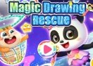 Magic Drawing Rescue