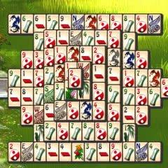 Mahjong Bricks