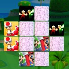Mario Memory Game