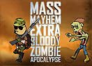 Mass Mayhem Extra Bloody Zombie Apocalypse Expansion