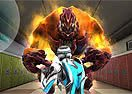 Max Steel: Turbo Fighter