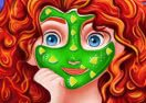 Merida Real Princess Makeover