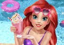 Mermaid Princess Pool Party