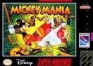 Mickey Mania: SNES