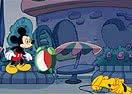 Mickey Mouse Alarm Clock Scramble