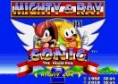 Mighty and Ray in Sonic 2