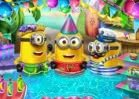 Jogar Minions Pool Party