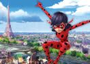 Jogo Miraculous Ladybug: Finding Tikki Online Gratis