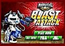 ModiFighters Blast Attack