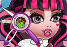 Monster Baby Ear Doctor Draculaura