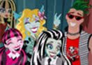 Monster High Mix-Up