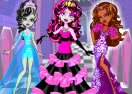 Jogo Monster High Princess Online Gratis