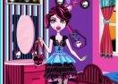 Monster High Room Decoration