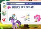My Little Pony Facebook Post