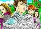 Narnia Coloring