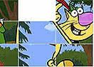 Nature Cat Sliding Puzzle