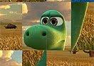 O Bom Dinossauro Desafio do Spot