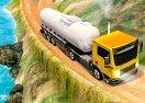 Oil Tanker Truck Drive 3D