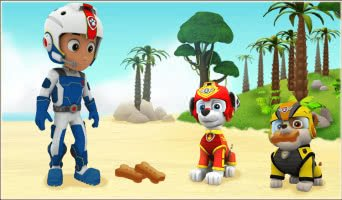 Paw Patrol: Air Patroller - screenshot 2