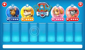 Paw Patrol Music Maker - screenshot 1