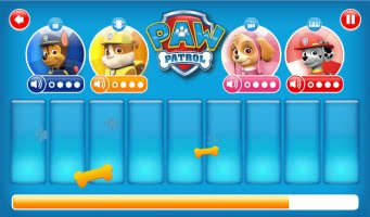 Paw Patrol Music Maker - screenshot 2