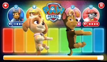 Paw Patrol Music Maker - screenshot 3
