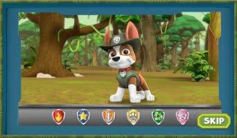 Paw Patrol: Tracker's Jungle Rescue - screenshot 1
