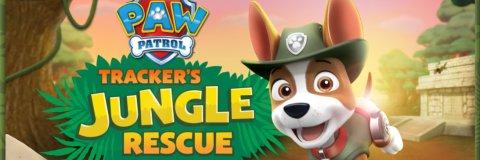 Paw Patrol: Tracker's Jungle Rescue