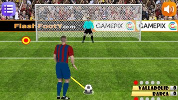 Penalty Shooters - screenshot 1