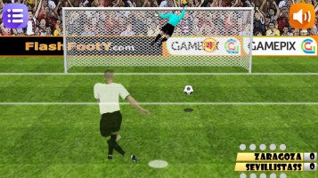 Penalty Shooters - screenshot 2