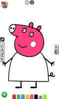 Peppa Pig Drawing - screenshot 1