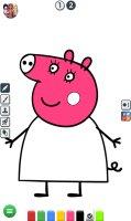 Peppa Pig Drawing - screenshot 1