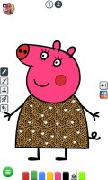 Peppa Pig Drawing - screenshot 2
