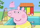 Peppa Pig Kick Up