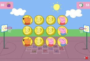 ... Peppa Pig Memory Game - screenshot 2 ...