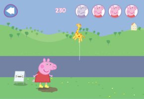 Peppa Pig Muddy Puddles - screenshot 3