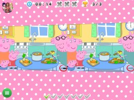 Peppa Pig Spot the Difference - screenshot 3