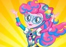 Pinkie Pie Roller Skates Style