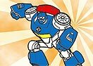 Pinte Chase dos Transformers Rescue Bots