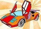 Pinte esse Lamborghini