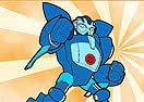 Pinte High Tide dos Transformers Rescue Bots
