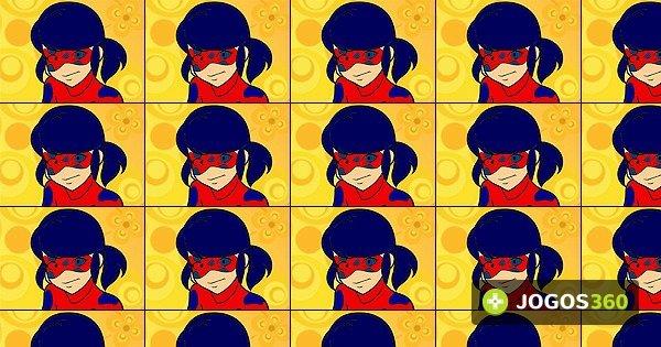 Jogo Pinte Miraculous Ladybug No Jogos 360