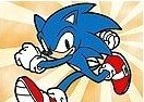 Pinte o Sonic
