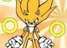 Pinte o Super Sonic
