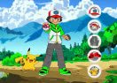 Pokemon Ash Dress Up