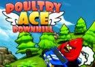 Jogar Poultry Ace Downhill