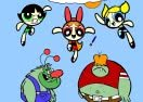 Powerpuff Girls Coloring 2